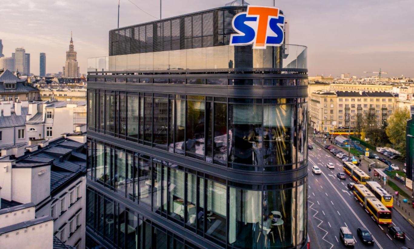STS rejestracja online, trzeci krok